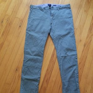 The Driggs chinos by J. Crew